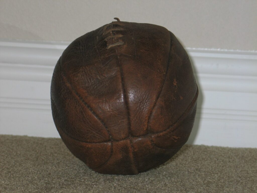1900 ball History of the Soccer Ball