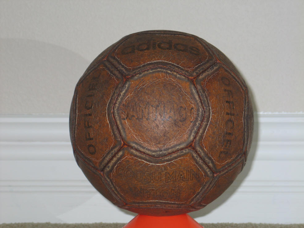 1963 Santiago The History of the Soccer Ball Part 2