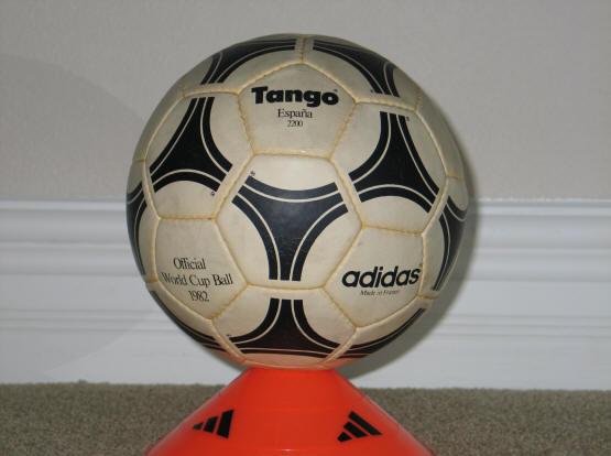1982 Tango Espana 2200 Official World Cup 1982 Tango Espana Soccer Ball
