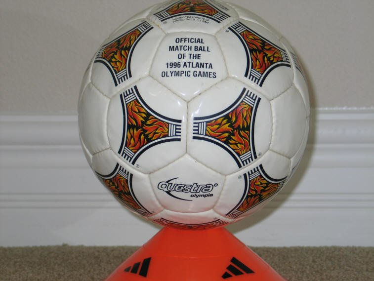 1996 Questra Olympia-1 Official match balls of the Olympic Games
