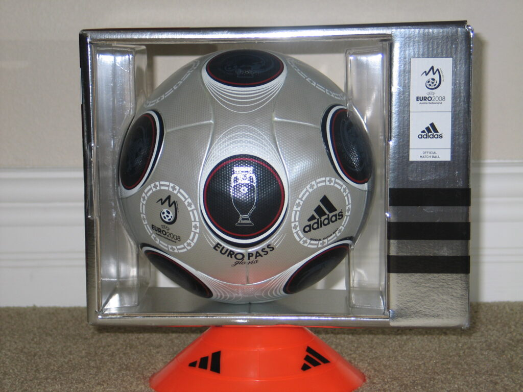Adidas Euro Pass Official Match Ball of UEFA EURO 2008