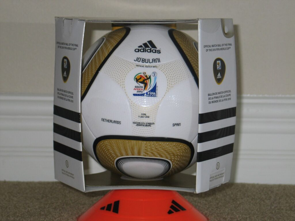 2010 World Cup Ball Jabulani 2010 World Cup Soccer Ball