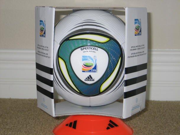 2011 Women's World Cup Ball Official Women's World Cup Match Ball: SpeedCell