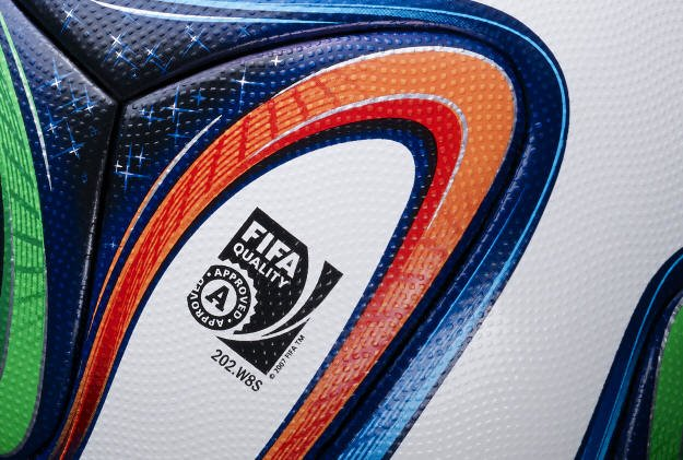 Adidas Brazuca 7 Official Match Ball - 2014 World Cup Brazuca Soccer Ball