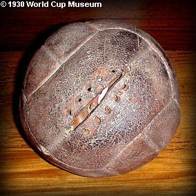 Ball 1930 WC The First World Cup Soccer Ball