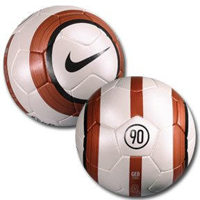 Ball Nike total 90 Aerow Soccer Ball Technology, Developments, News and Innovations