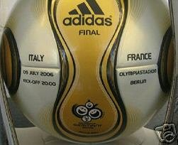 Berlin_Italy_France_Ball Official World Cup Final Match Ball Teamgeist Soccer Ball