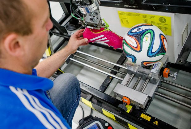 Brazuca Testing 2 Official Match Ball - 2014 World Cup Brazuca Soccer Ball