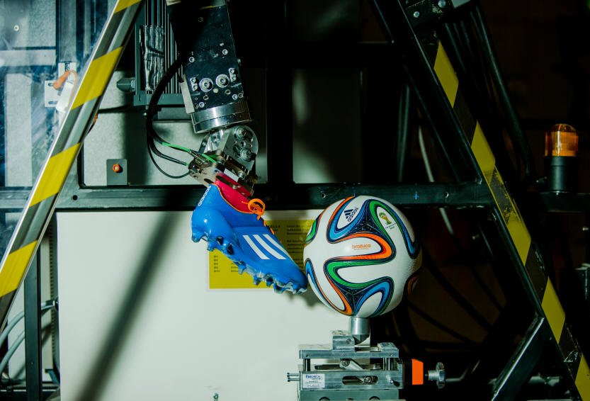 Brazuca Testing 4 Official Match Ball - 2014 World Cup Brazuca Soccer Ball