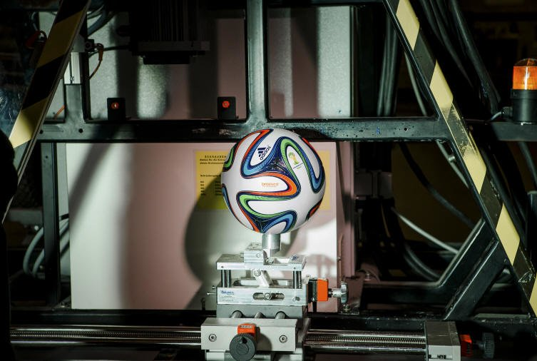 Brazuca Testing 5 Official Match Ball - 2014 World Cup Brazuca Soccer Ball
