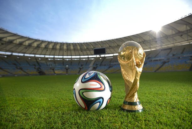 Brazuca Trophy Official Match Ball - 2014 World Cup Brazuca Soccer Ball