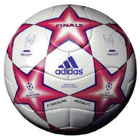 Champions_finale paris Champions League Balls