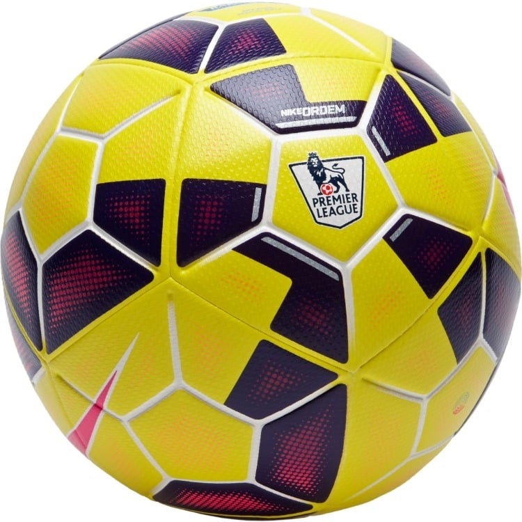 English Premier League Ordem Hi Vis D OFFICIAL EPL MATCH BALL 2014/2015 ORDEM 2