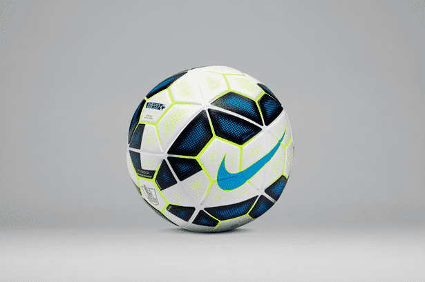 English-Premier-League-ball-NIKE-Ordem-2014-2015-season OFFICIAL EPL MATCH BALL 2014/2015 ORDEM 2