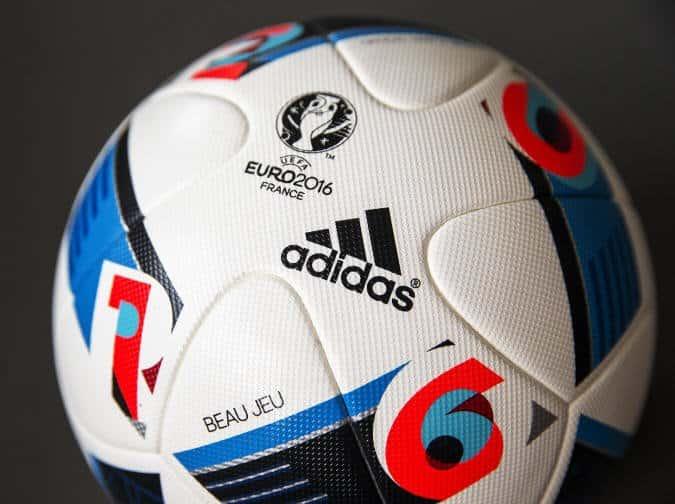 Euro_2016_Beau_Jeu_9 Official Match Ball Beau Jeu UEFA EURO 2016