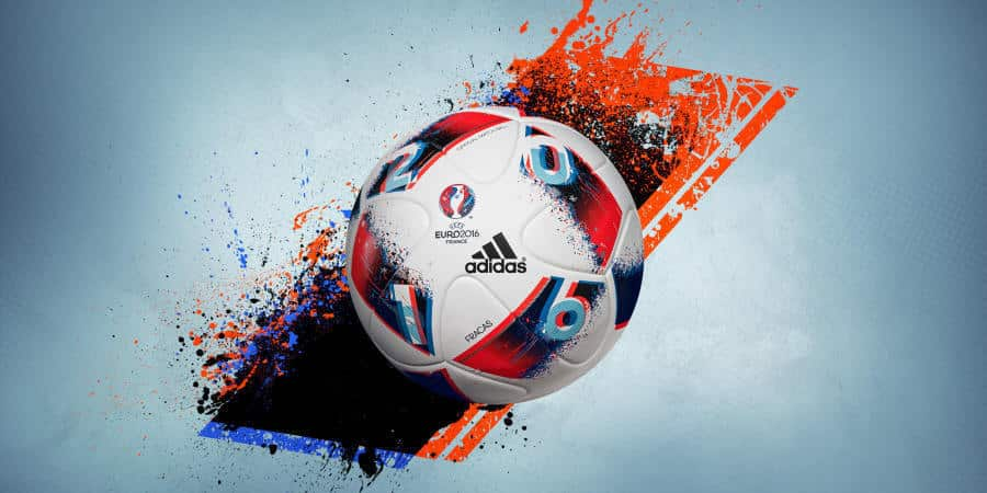 Euro_Facas 2016_1 Fracus UEFA EURO 2016 Match Ball Knock Out Stage