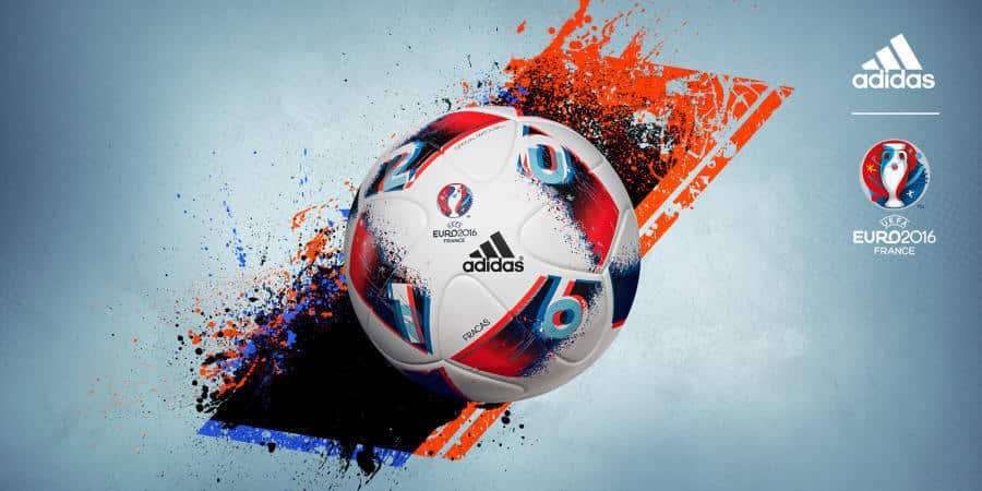 Euro_Facas 2016_2 Fracus UEFA EURO 2016 Match Ball Knock Out Stage