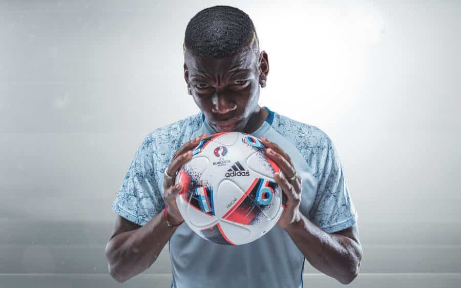 Euro_Facas 2016_3 Adidas unveils Fracas, the Official Match Ball of UEFA Euro 2016TM Knock-Out Phase