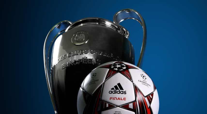 Final Lisbon Ball 2 UEFA Champions League Final Lisbon 2014