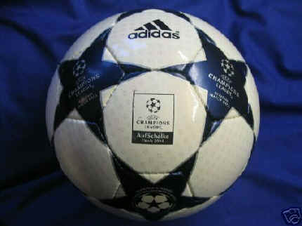 FinaleMatch-Ball (1) Champions League Balls