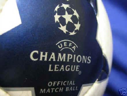 FinaleMatch-Ball3 Champions League Balls