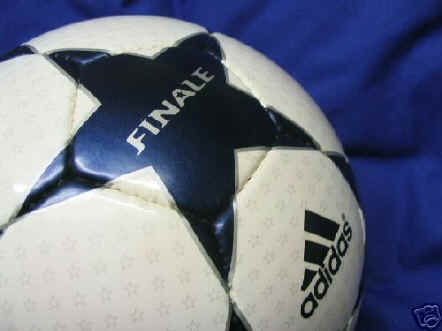 FinaleMatch-Ball4 Champions League Balls