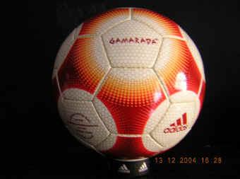 Gamarada-1 Gamarada Olympic 2000 Soccer Ball