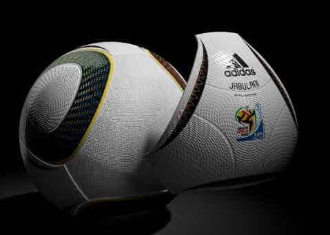 JABULANI_highlight_tripod Jabulani 2010 World Cup Soccer Ball