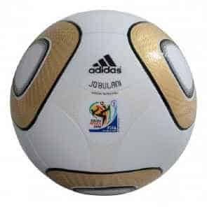 JoBulani-World-Cup_2010 The History of the Official World Cup Match Balls
