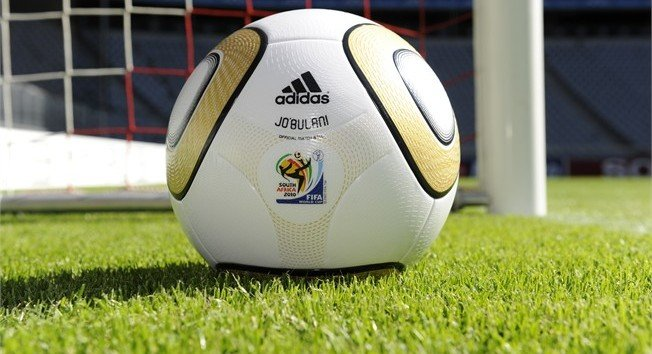 Jo'bulani_Final Jabulani 2010 World Cup Soccer Ball