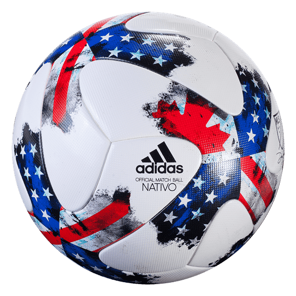 Nativo MLS_2017 2017 Major League Soccer Official Match Ball - NATIVO