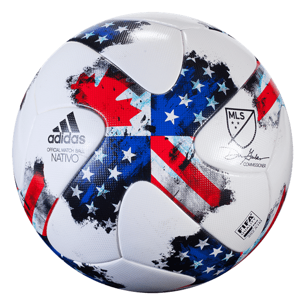 Nativo MLS_2017_2 2017 Major League Soccer Official Match Ball - NATIVO