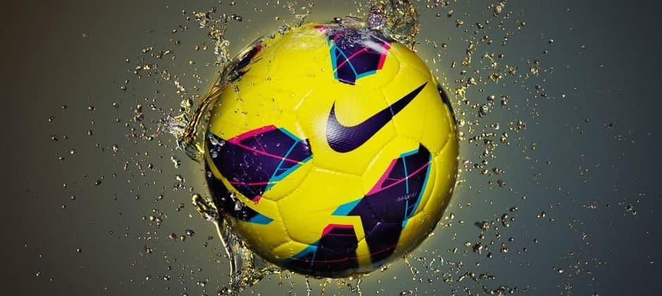 Nike Maxim HI-VIZ1 Nike Maxim - EPL, SerieA, LFP Official Match Ball
