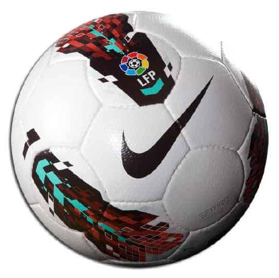 Nike Seitiro LFP Ball white  Soccer Ball Technology, Developments, News and Innovations