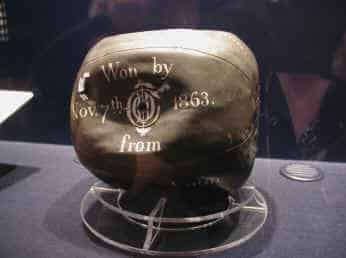 Oldest soccer ball History of the Soccer Ball