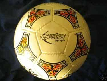 Olympic Questra Official match balls of the Olympic Games