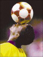 OlympicBall2000 Gamarada Olympic 2000 Soccer Ball
