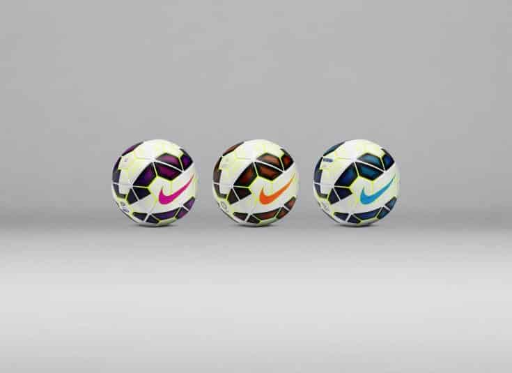 Ordem Serie A_English Premier_La Liga Official Match Ball OFFICIAL EPL MATCH BALL 2014/2015 ORDEM 2