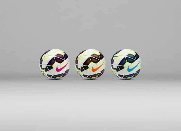 Ordem Serie A_English Premier_La Liga Official Match Ball