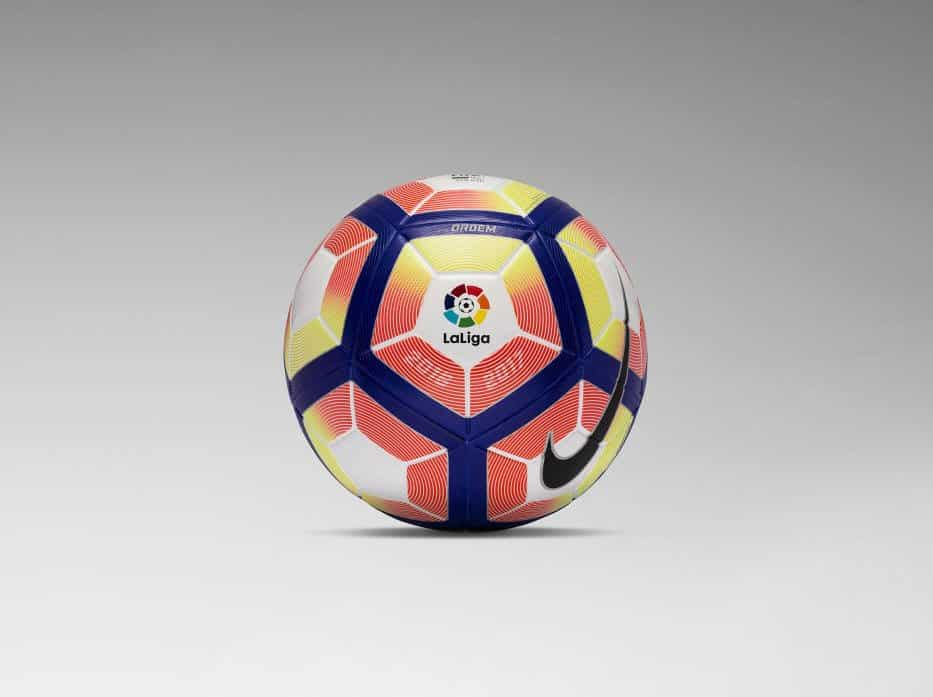 Ordem_Ball_Liga_LR_2016_2017 2016/2017 LaLiga - ORDEM 4