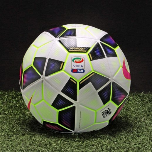 Official Serie A Match Ball 2014 2015 Ordem 2 Soccer Ball World