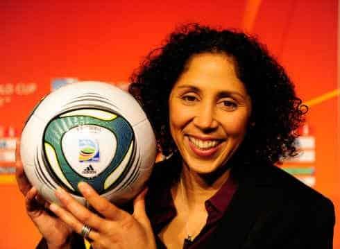 Adidas Match ball Official Women's World Cup Match Ball: SpeedCell