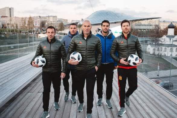 Stars Telstar 18 Russia_1  Official Match Ball - 2018 World Cup Telstar 18 Soccer Ball (Football)