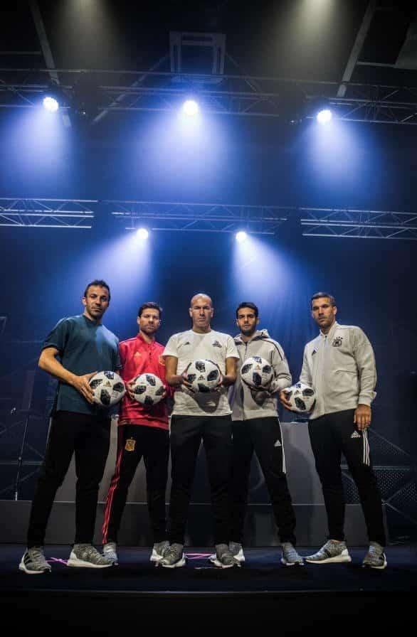 Stars Telstar 18 Russia_5 Official Match Ball - 2018 World Cup Telstar 18 Soccer Ball (Football)