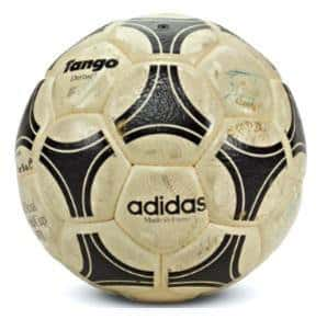 TANGO 1978 ARGENTINA The History of the Official World Cup Match Balls