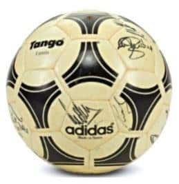 TANGO 1982 SPAIN The History of the Official World Cup Match Balls