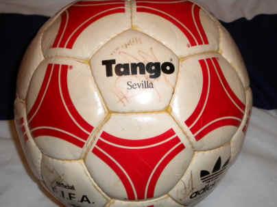 Tango_Sevilla_1984_2 Tango Sevilla Olympic 1984 Soccer Ball