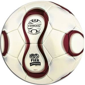 Teamgeist Tournament Ball Official World Cup Final Match Ball Teamgeist Soccer Ball
