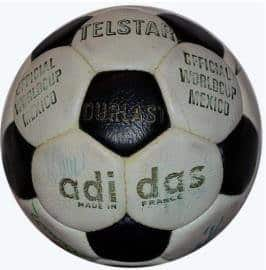 Telestar 1970 MEXICO The History of the Official World Cup Match Balls
