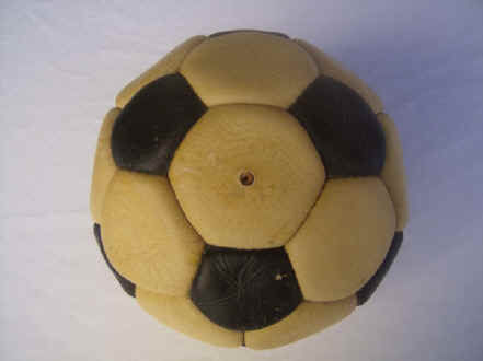 Telestar_1970 Official World Cup Telstar Match Soccer Ball